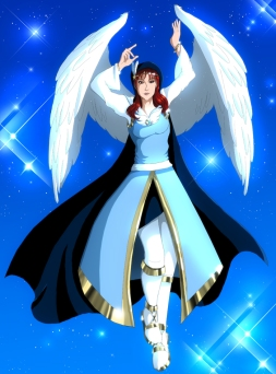 Angel Cerulean